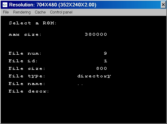 SegaXtreme - Saturn Sample Programs